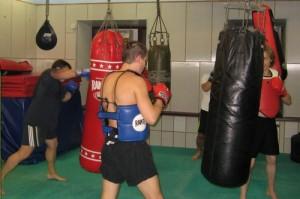 мышечная масса в тайском боксе