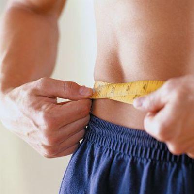 Как мужчине сбросить лишний вес