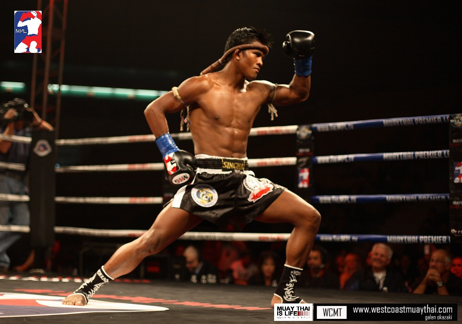 Тайский бокс видео