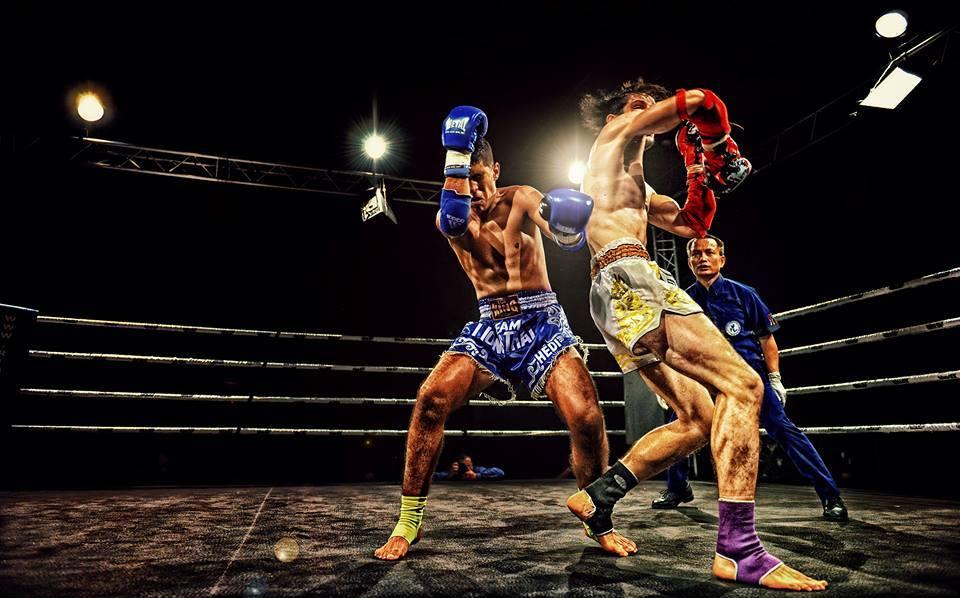 Муай Тай — боевое искусство зародившееся в Таиланде