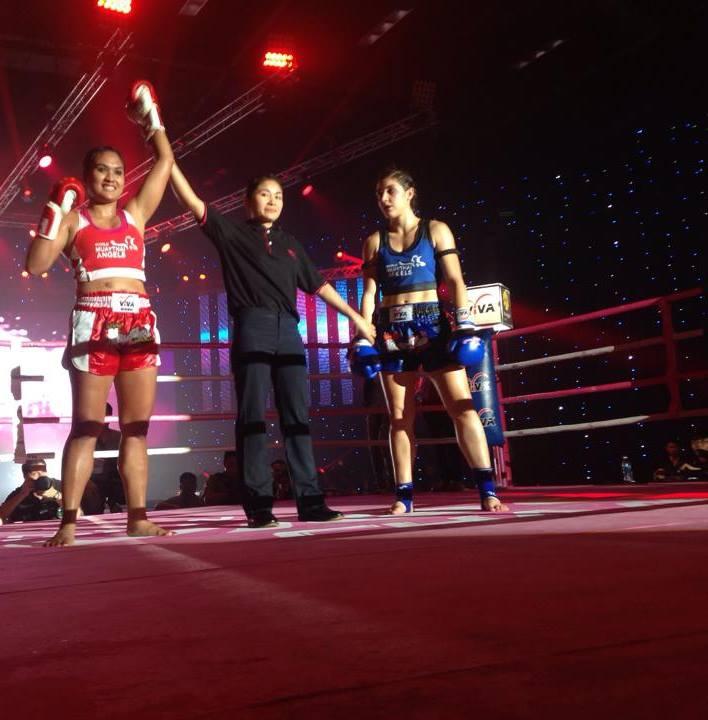 Фото девушки попы в боксе 19 фотография