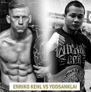 Kehl vs Yodsanklai