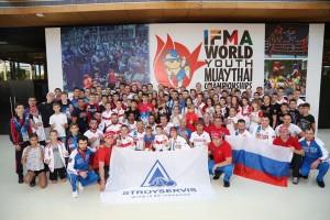 Первенство мира по тайскому боксу 2019 (Турция)