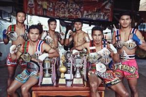 Бойцы Киатмокао